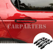 For Land Rover Discovery Sport Black Car Door Handle Cover Trim 8pcs 2015-2018