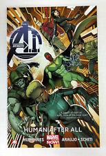 Avengers A.I. Vol 1: Human After All TPB (2013, Marvel) - NEW/UNREAD