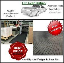 Rubber anti fatigue  Floor  Non Slip Mat - 1830mm wide -  Matting sold per metre