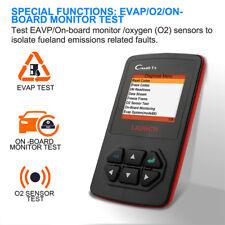 Launch X431 Creader V+ OBD2 Auto Scanner Fault Code Reader Diagnostic Scan Tool