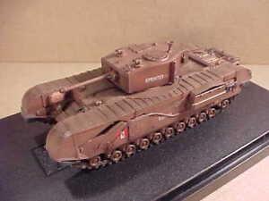 Drache #60591 1/72 Zweiter Weltkrieg Churchill Mk.iii, 48th Königlich Tank, CM