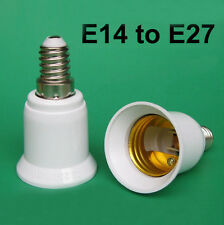 Convert E14 Small Edison Screw SES to E27 ES Light Bulb Holder Adapter Connector
