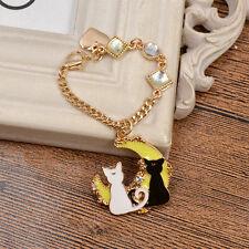 Anime Sailor Moon Luna Pendant Bag Keyring Key Chain Alloy Charms Gift 1 Pc
