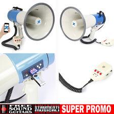 Vexus MEG055 Megafono a batteria con Bluetooth Registratore lettore MP3 USB SD