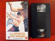 VHS.09) LA RIVOLTA DEL DRAGO - AVO FILM
