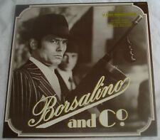 BORSALINO AND CO. (Claude Bolling) rare orig. near mint France stereo lp (1975)