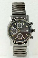 Orologio Immersion easy 4 diver watch 100 meters clock japan chrono montre sub
