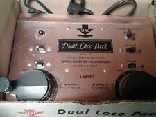 MRC Dual Loco Pack -HO Scale Model 700 Supply-Used