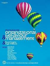 Introducing Organizational Behaviour and Management by Knights, David, Willmott
