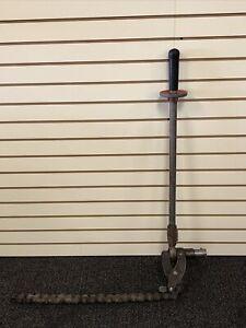 Ridgid 246 Chain Soil Pipe Cutter