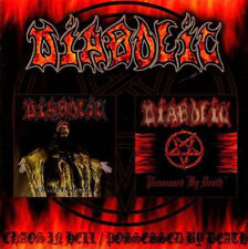 DIABOLIC-CHAOS IN HELL/POSSESSED BY DEATH-CD-blastmasters-horror of horrors