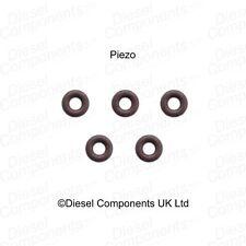 Piezo Injector Leak Off O Ring / Seal for Bosch Piezo Injectors x 5
