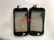 For Huawei Ascend G300 Black Touch Screen Panel Glass Lens Replacement Part with