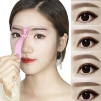 4pcs Augenbrauen Schablone Maß Make-up Tätowierung Lineal Eyebrow Tattoo Stencil