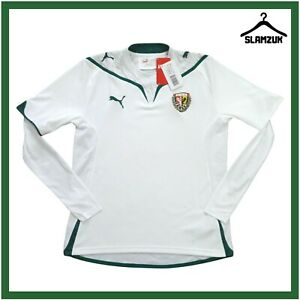Slask Wroclaw Football Shirt Puma Medium Away Soccer Jersey WKS 2009 2010 H78