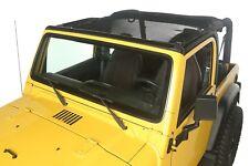 Eclipse Full Cover Sun Shade Jeep Wrangler TJ 1997-2006 13579.08  Rugged Ridge