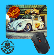RUST EZE VOLKSWAGEN MOUSEPAD MOUE PAD MAT COMPUTER LAPTOP MAKES A COOL GIFT