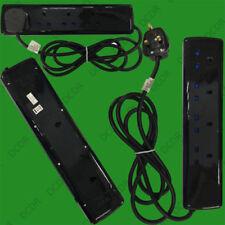 Materiales eléctricos de bricolaje de color principal negro amperaje 13