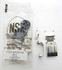 Scientific Lighting Products Citadel 2 Stainless Steel Latches CT2-LATCH4-SS