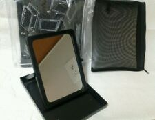 Brand New! Mary Kay Mirror with Mesh Bag Black Travel Light-weight