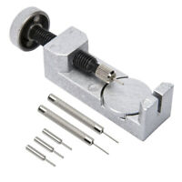 Watch Band Strap Link Pin Remover Repair Tool Kit for Watchmakers with Pack 5Q7