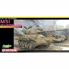 Dragon 3539 M51 Super Sherman Israel Defence Force Premium 1/35 scale kit