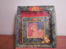 "The Lion King ""Projector Bedside Light (Night light)-Brand new-never opened"
