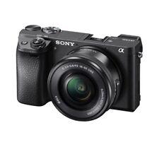Sony Alpha a6300 Black with 16-50mm Kit (Multi) (ILCE6300L/B) (027242891074) New