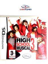 High School Musical 3 Nintendo DS PAL/EUR Precintado Videojuego Nuevo New Sealed