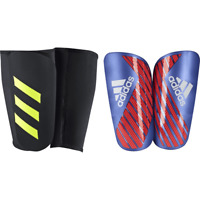 Adidas X Pro Soccer Shin Guard (Bold Blue/Active Red) DN8625*