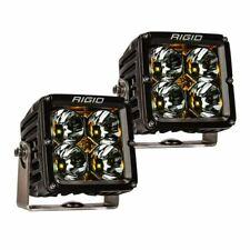 Rigid Industries Radiance Pod XL LED Light Pair (Yellow) Backing Light 32205