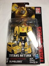 Transformers Titan Returns Legends Bumblebee New sealed