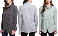 NEW!! Danskin Women's French Terry Wrap Cardigan Variety