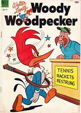 Woody Woodpecker #19 (Dell Comics)