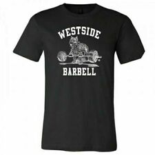 Westside Barbell Shirt Gym Weight Lifting Exercise Fitness Bodybuilding