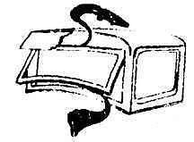 Ford Car / Pickup Truck Windshield / Windscreen Header Seal 1928-1934 See Years