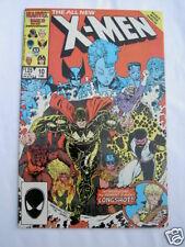 X-MEN  ANNUAL 10. Introduces LONGSHOT by CHRIS CLAREMONT & ART ADAMS.MARVEL 1986