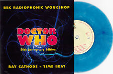 "BBC Radiophonic Workshop - Doctor Who Theme 50th Anniversary 7"" Vinyl 45 - New"