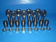 4-link kit 3/4 x 3/4 Bore, Chromoly, Rod End, Heim Joint, (1-1/2 x.120).750
