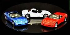 Franklin Mint All American 3 Corvette C5 Set LE 7500 B20ZG81 MIB 1997 1998 1999