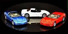 Franklin Mint All American 3 Corvette C5 Set LE 7500 B20ZG81 MIB 1997 1998 1999