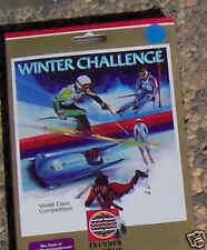 Winter Challenge Atari Disk New 800/XL/XE NIB New