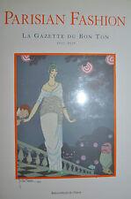 PARISIAN FASHION LA GAZETTE DU BON TON 191201925 BY ALAIN WEILL *FIRST EDITION*