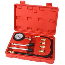 Tectake Kit Testeur de Compression compressiometre pour moteur Essence 0-20 Bar
