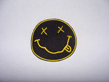 PATCH ECUSSON BRODE THERMOCOLLANT NIRVANA SMILEY