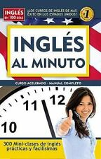Inglés al minuto (Ingles en 100 Dias)-ExLibrary