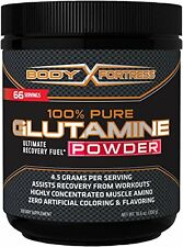 Body Fortress 100% Pure Glutamine Powder, 300 Grams Health & Beauty Sports Supp