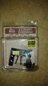 Tiger Tuff E-Z Adapt Overdraw Arrow Rest Right Hand AR2501 NIB