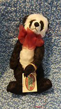 "GANZ - Cottage Collectibles -- Christy Rave -- ""Pickwick"" Panda -- MWT"