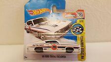 Hot Wheels - Ford Torino Talladega '69